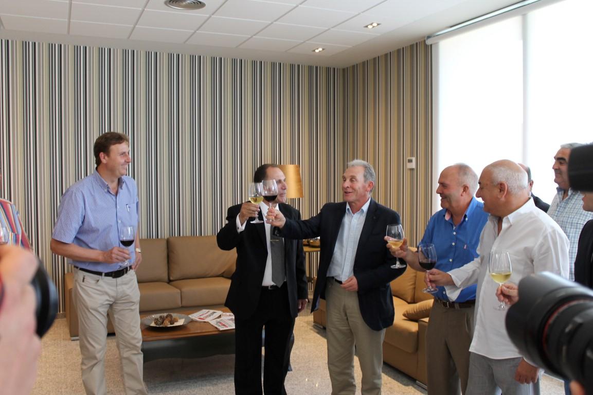 000 Inauguración Tanatorio de Lardero | Equiza Comunicación