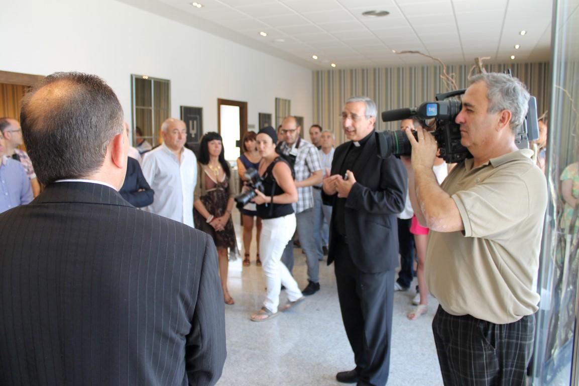 Inauguración Tanatorio de Lardero | Equiza Comunicación