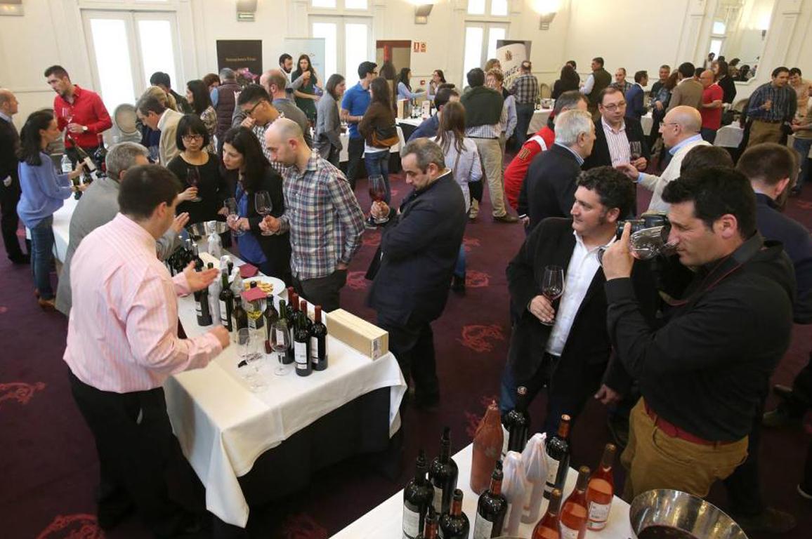 Agencia de comunicación Logroño. Imagen de una feria de vinos y la organización de eventos en Logroño La Rioja Pais Vasco Pamplona Zaragoza