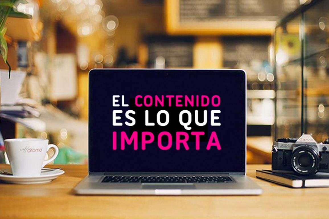 redacción de contenidos para web marketing de contenidos