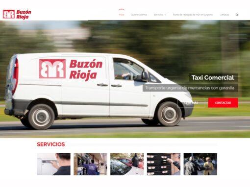 Web de Buzón Rioja